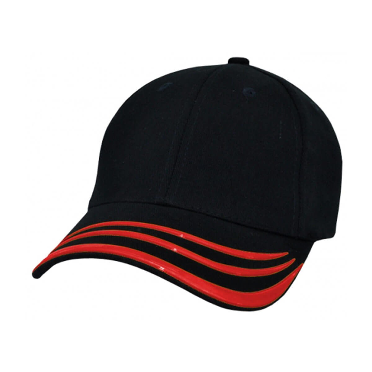 Cosmos Cap-Black / Red