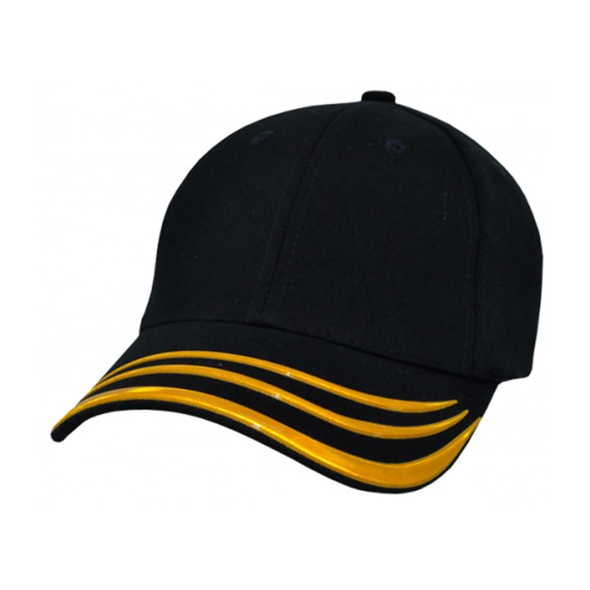 Cosmos Cap-Black / Gold