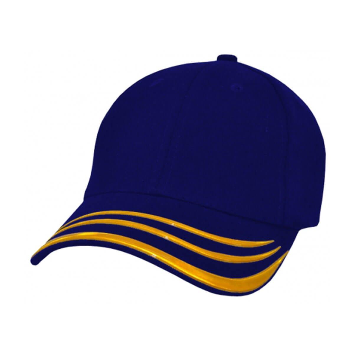 Cosmos Cap-Navy / Gold
