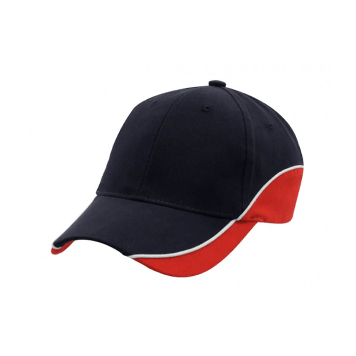 Adventure Cap-Navy / White / Red