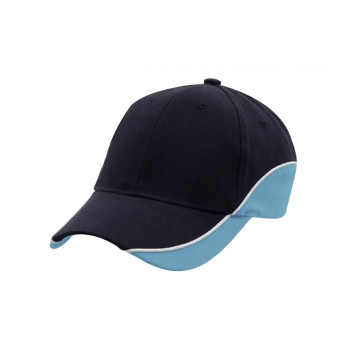 Adventure Cap-Navy / White / Sky