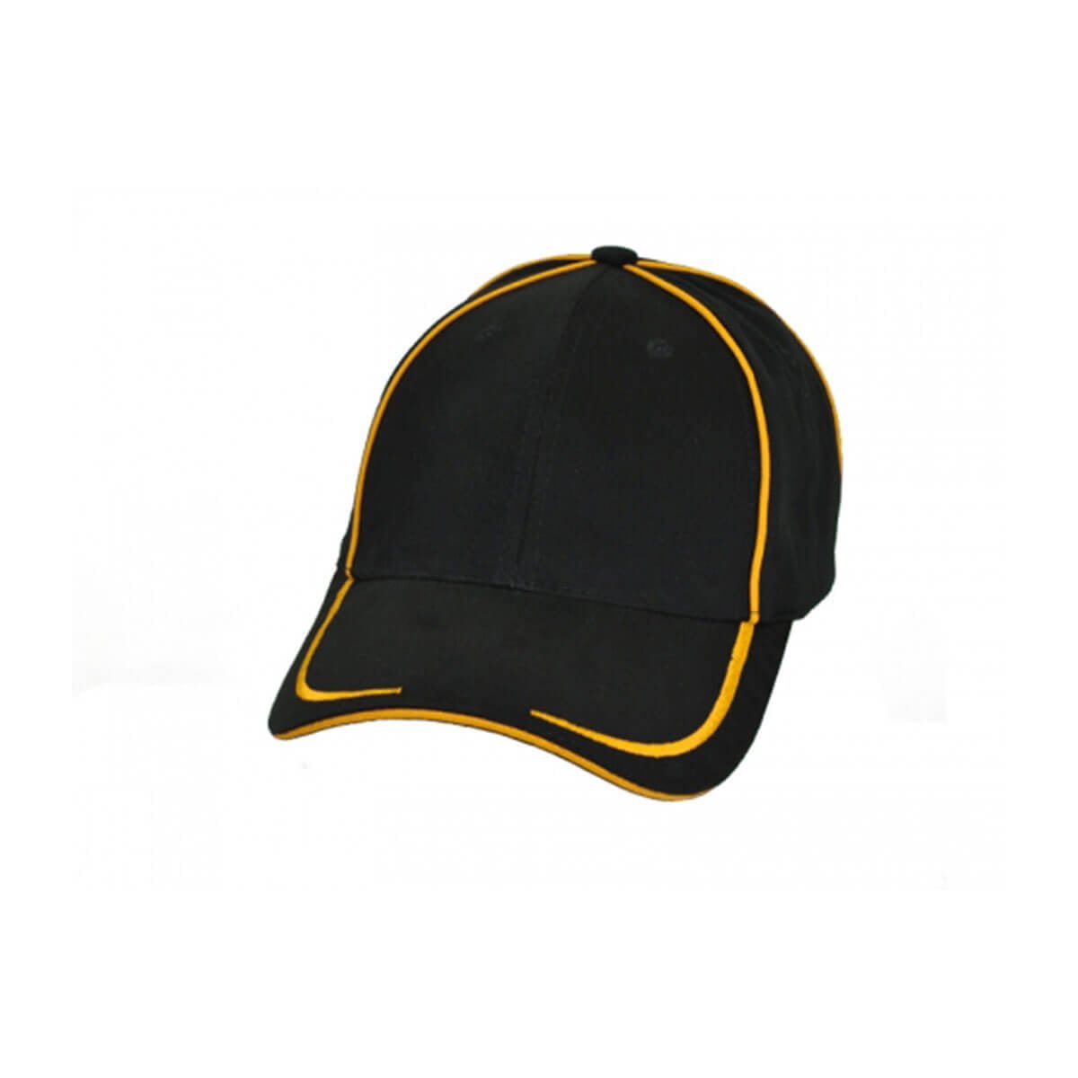 Collier Cap-Black / Gold
