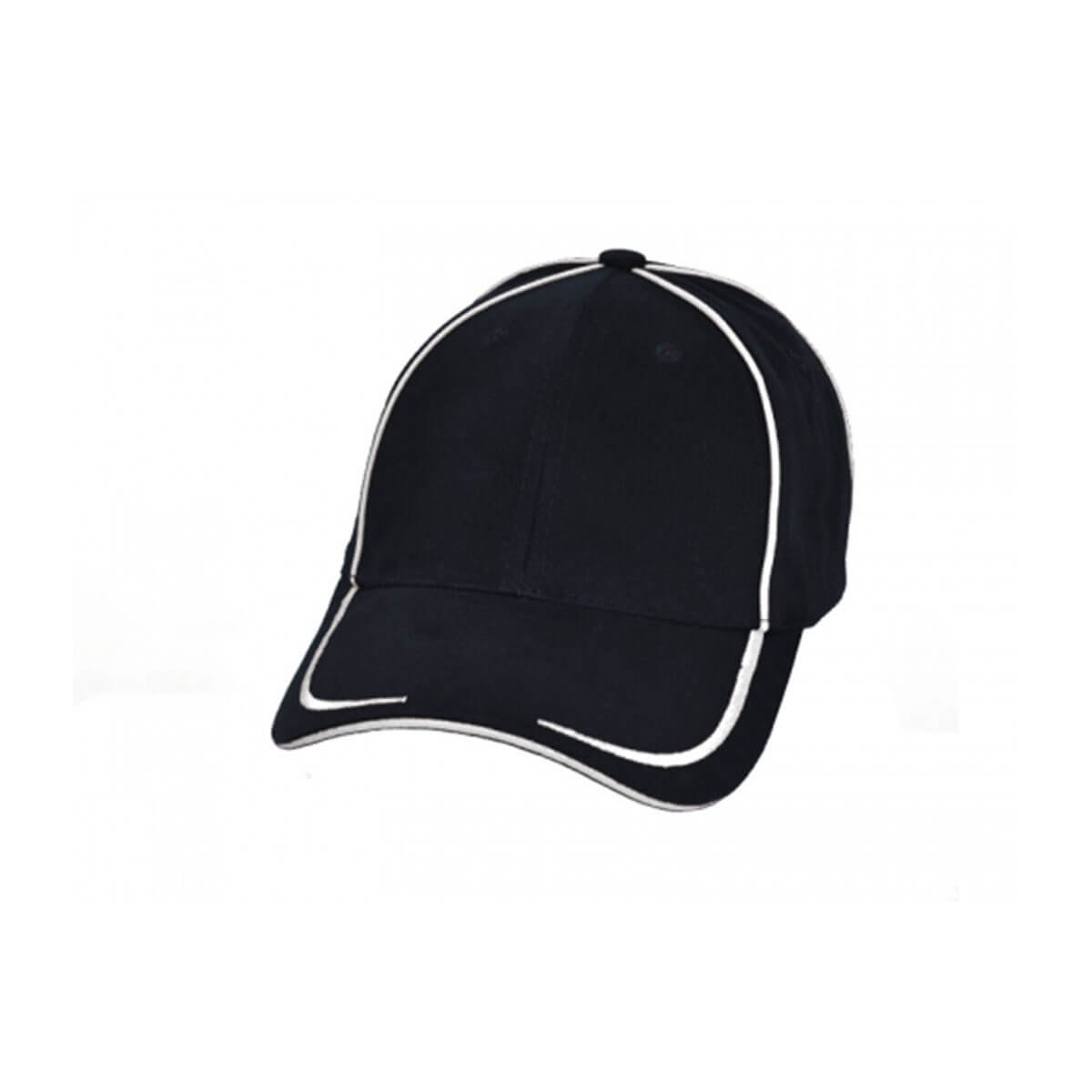 Collier Cap-Navy / White