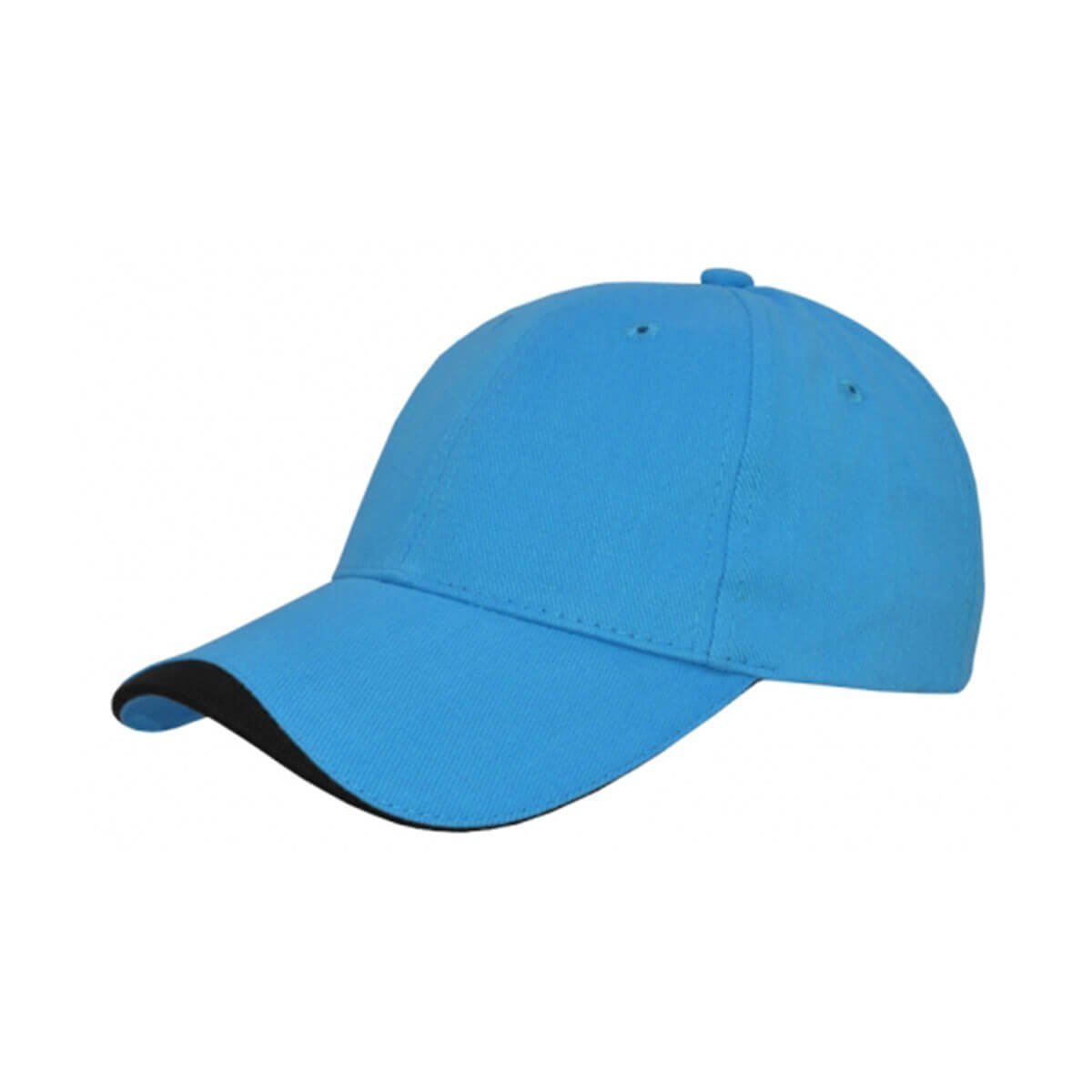 Kids Cap-Aqua / Black