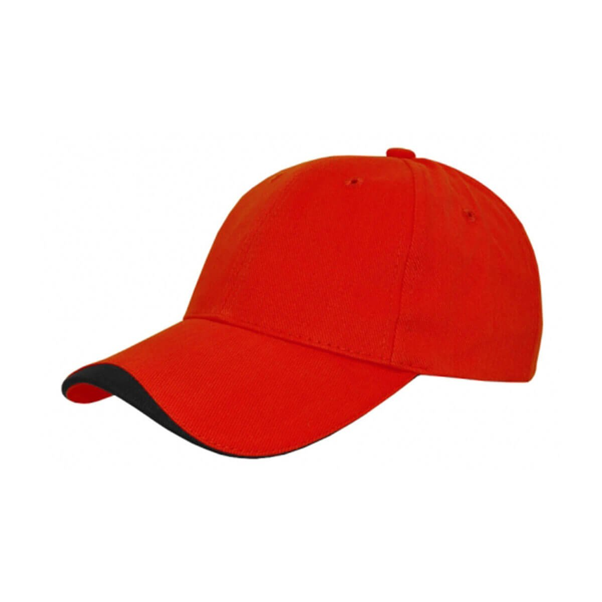 Kids Cap-Red / Black