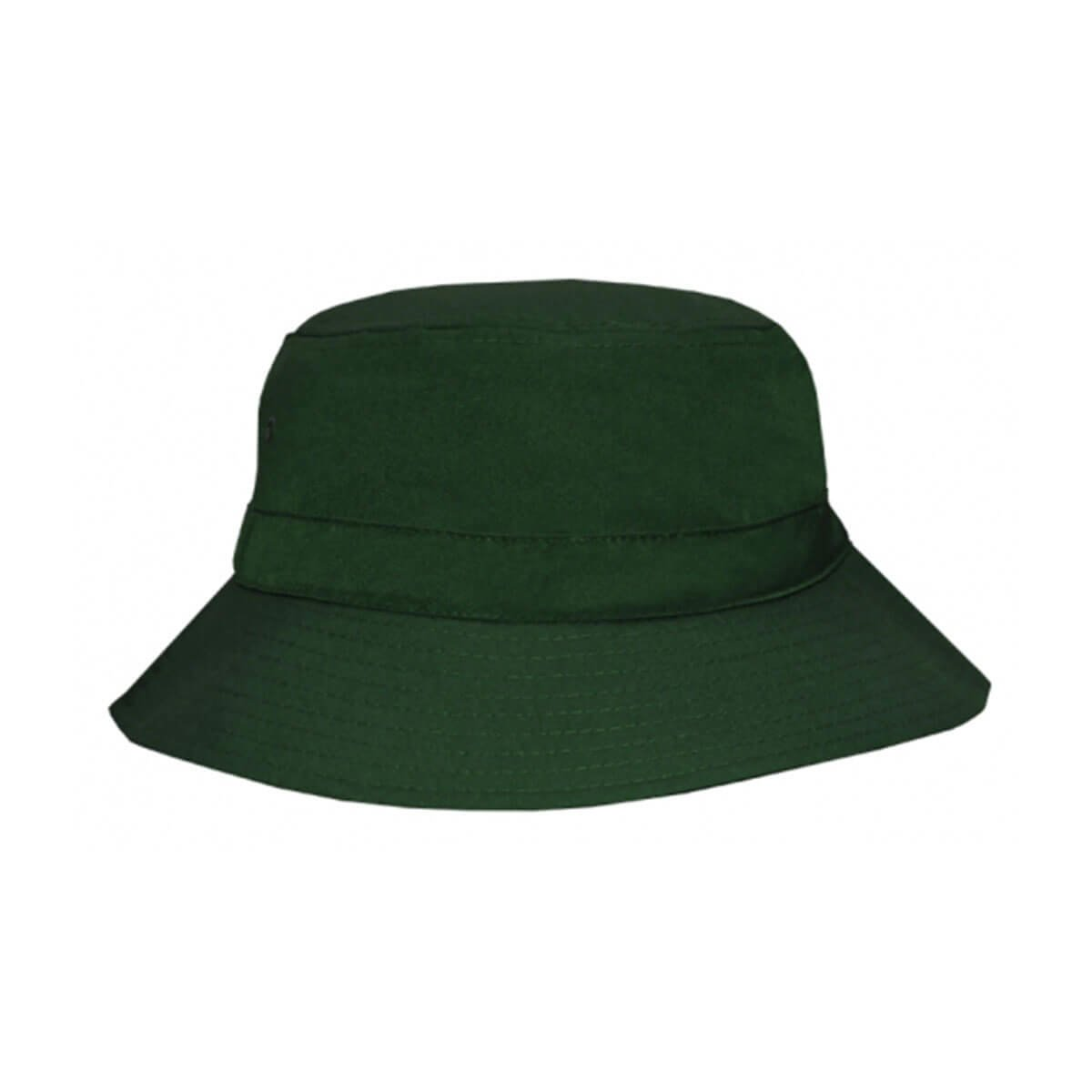 Polyviscose Bucket Hat-Bottle
