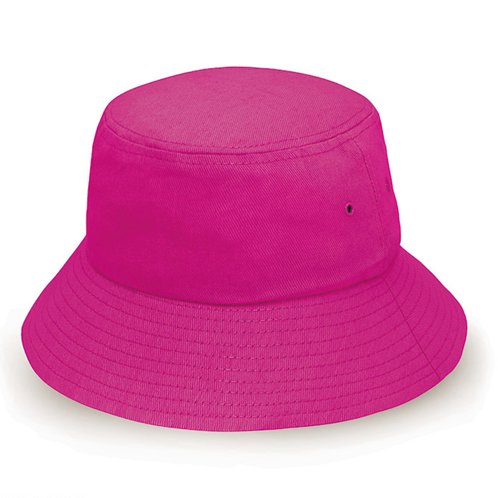 Bucket Hat-Hot Pink