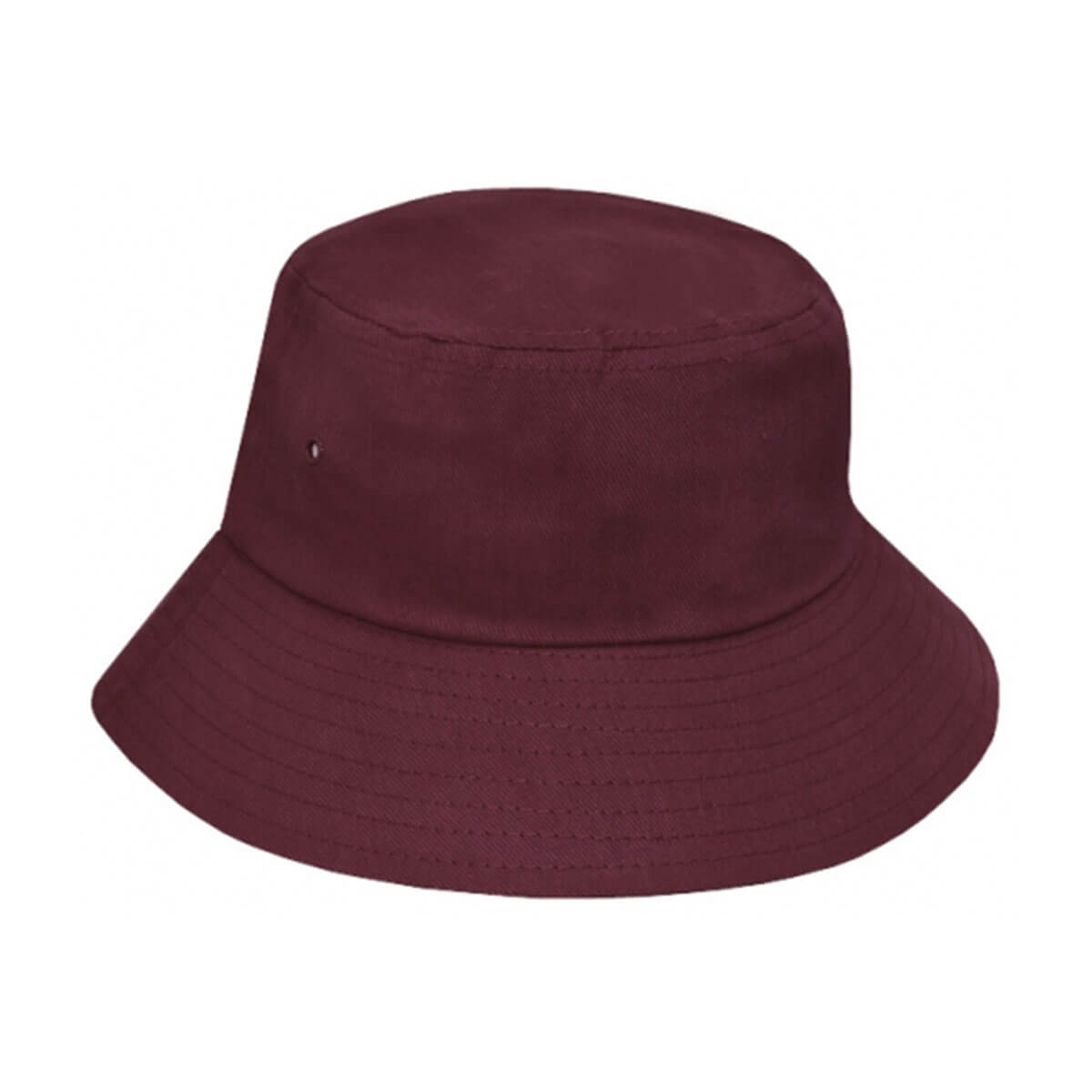 Bucket Hat-Maroon