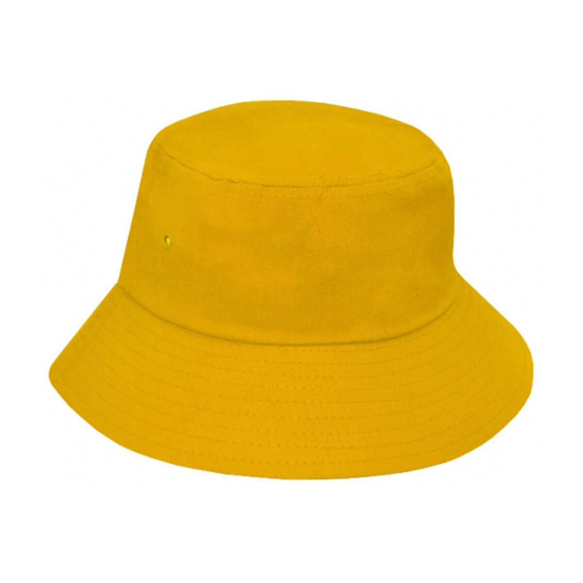 Bucket Hat-Yellow
