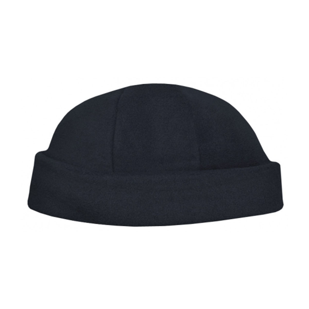 Polar Fleece Beanie-Navy