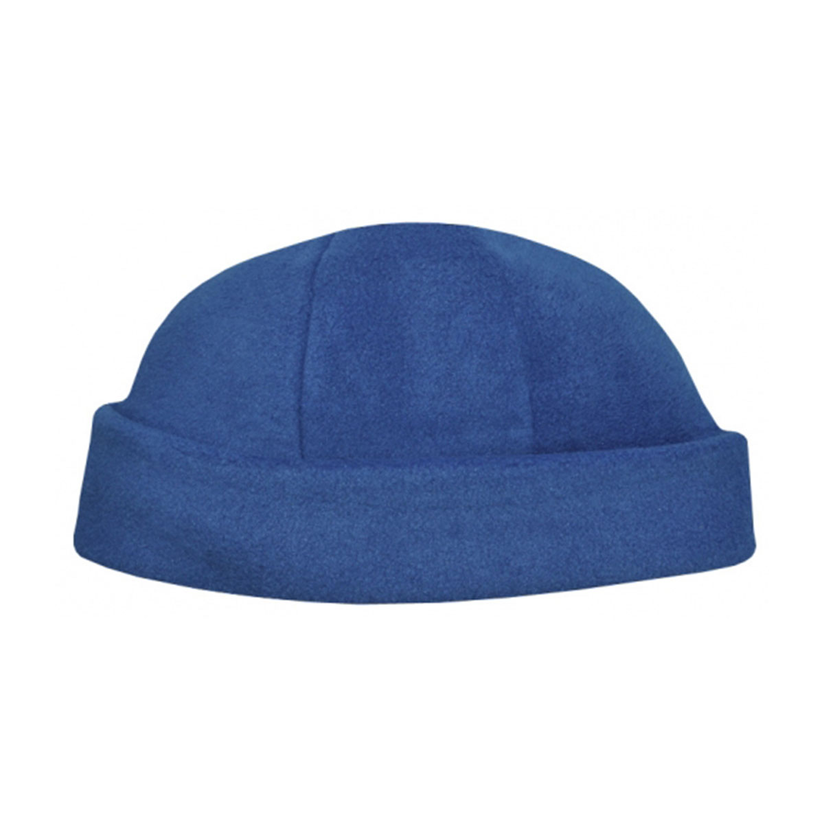 Polar Fleece Beanie-Royal