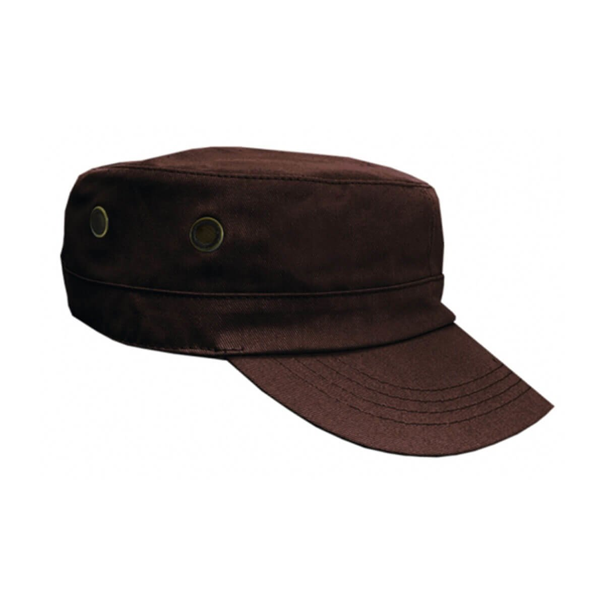 Military Cap-Brown