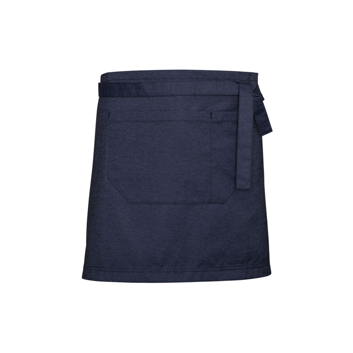 Urban 1/2 Waist Apron-Blue Denim