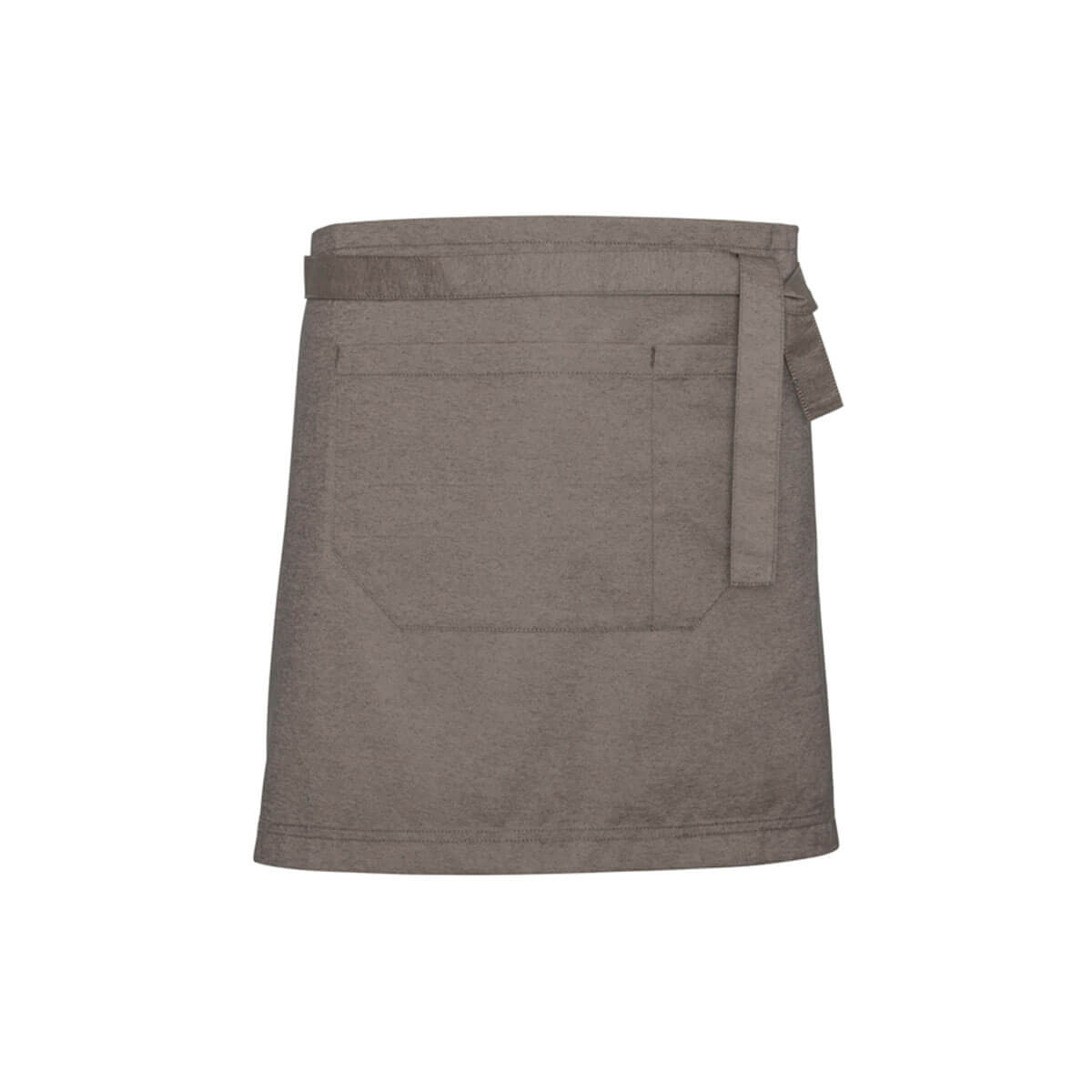 Urban 1/2 Waist Apron-Natural