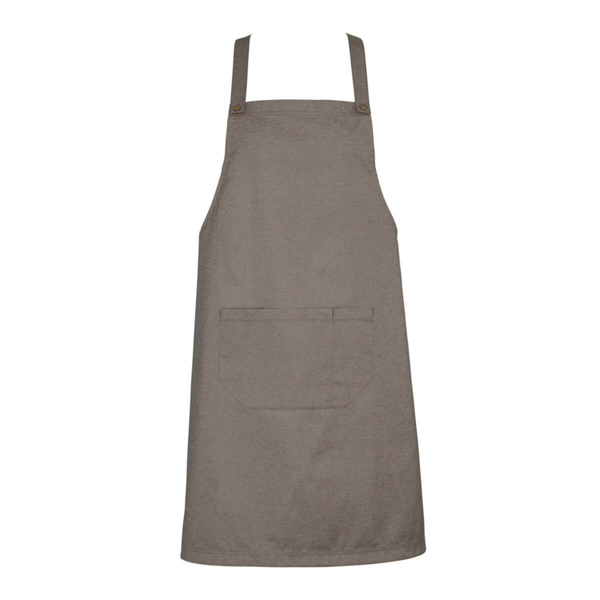 Urban Bib Apron-Natural