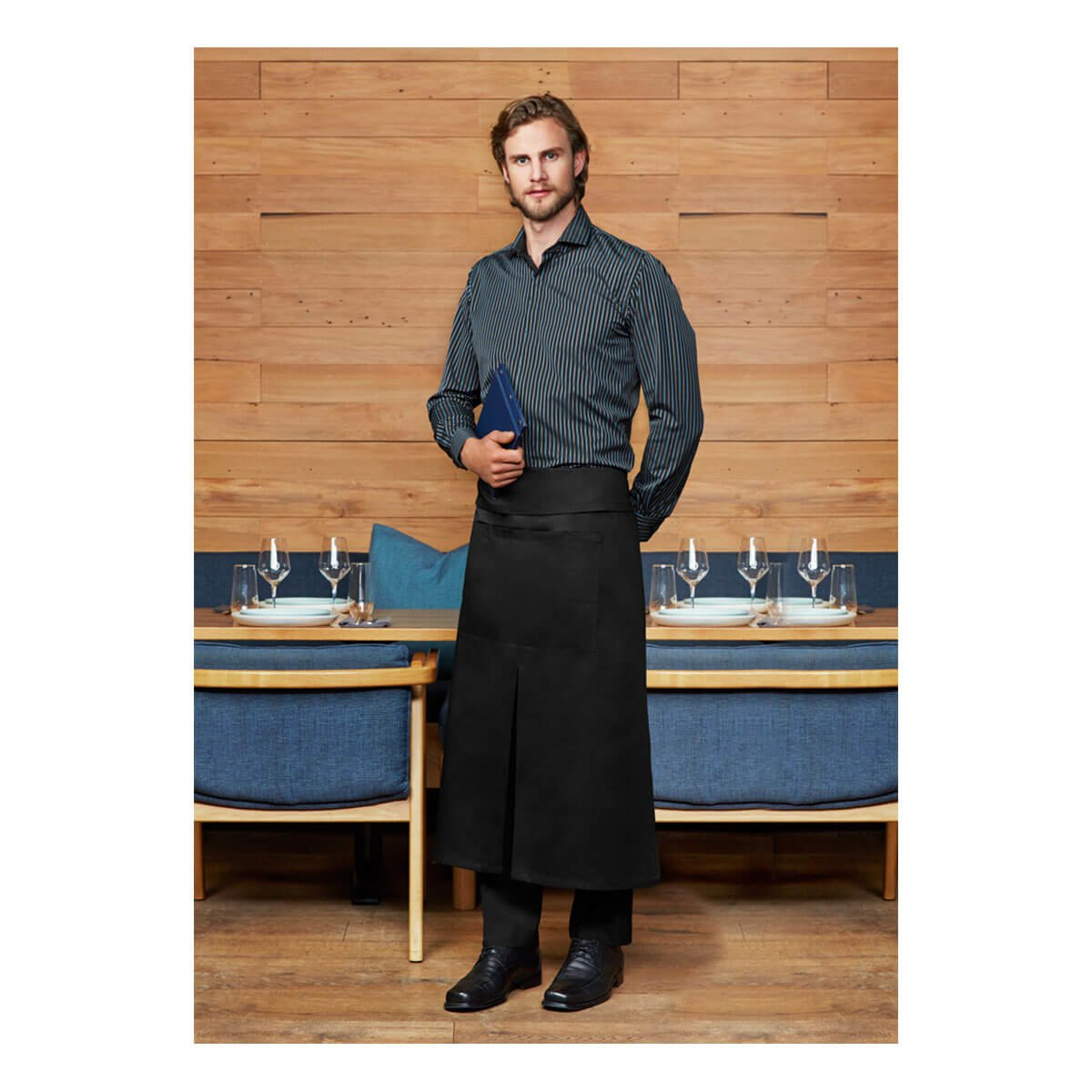 Continental Style Full Length Apron