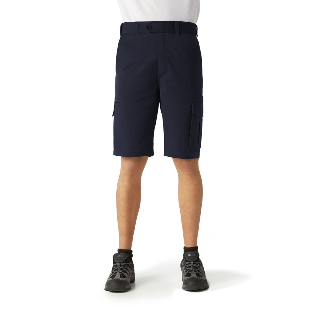 Mens Detroit Short – Regular-Black