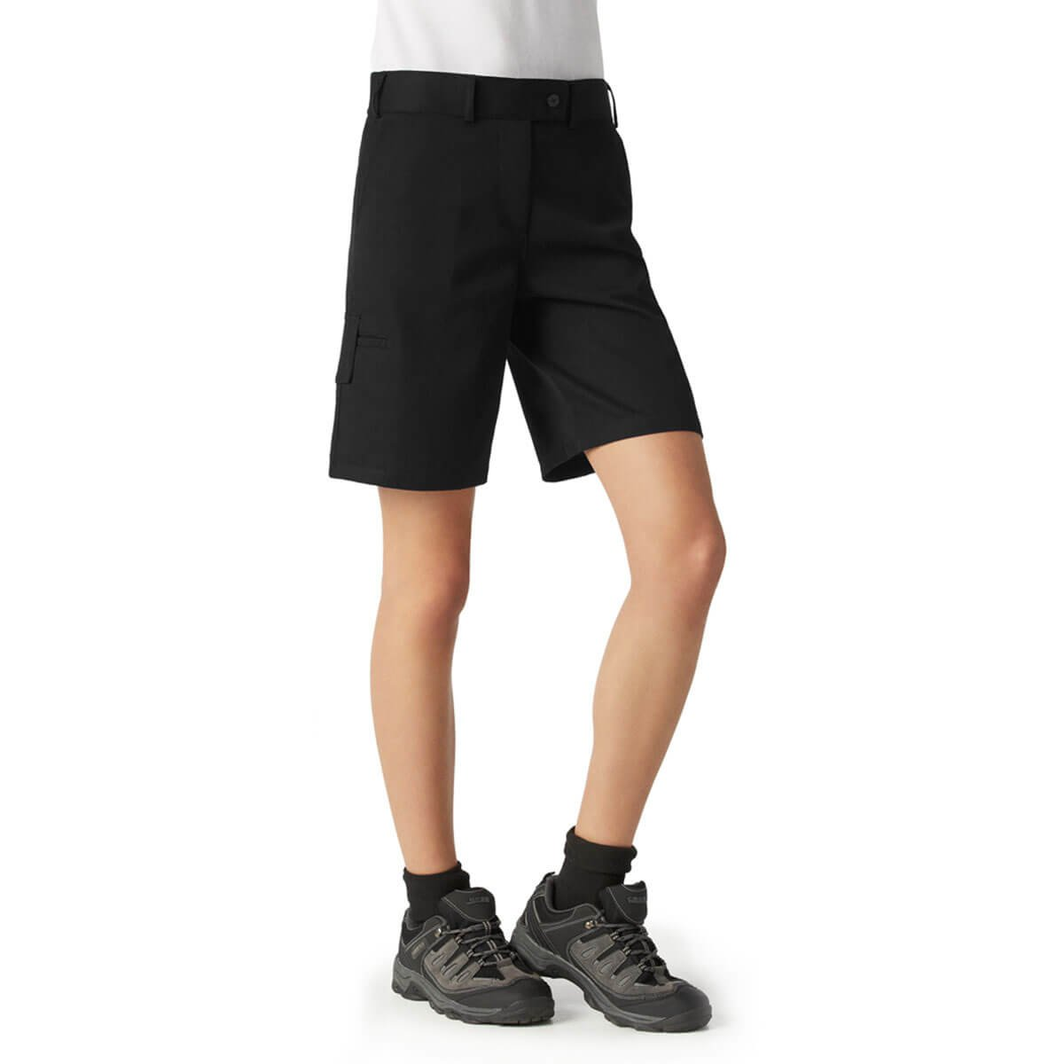 Ladies Detroit Short-Black