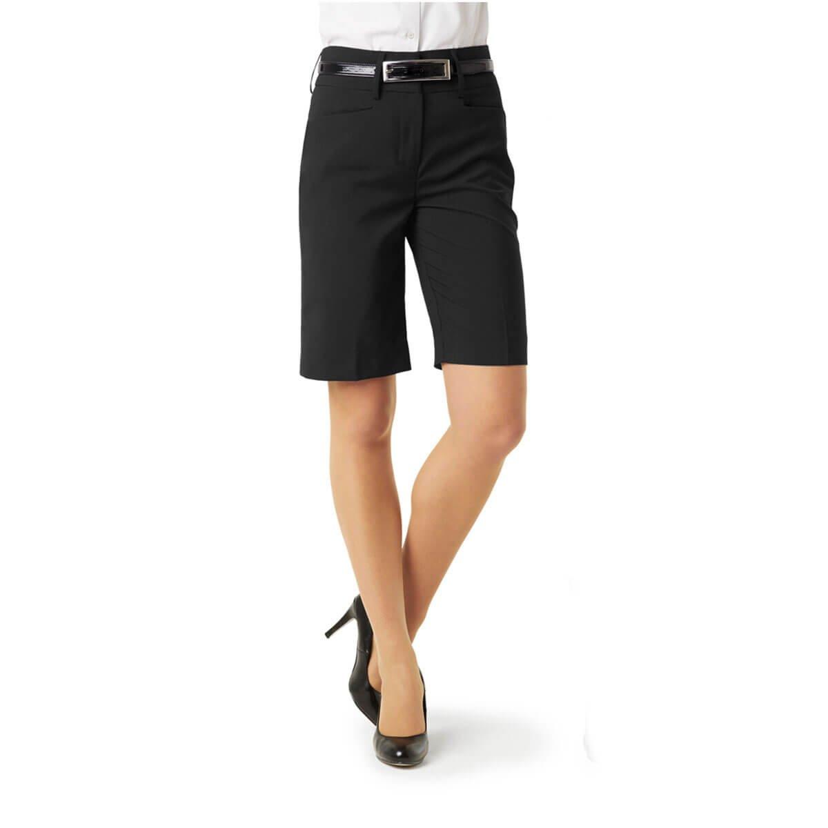 Ladies Classic Short-Black