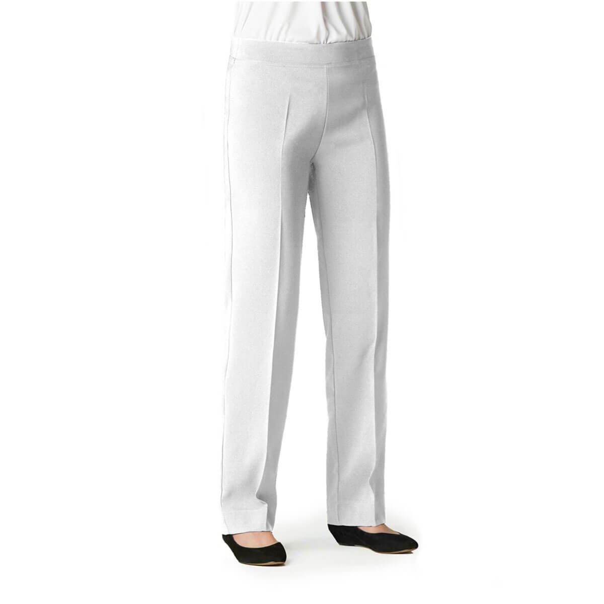 Ladies Harmony Pant-White
