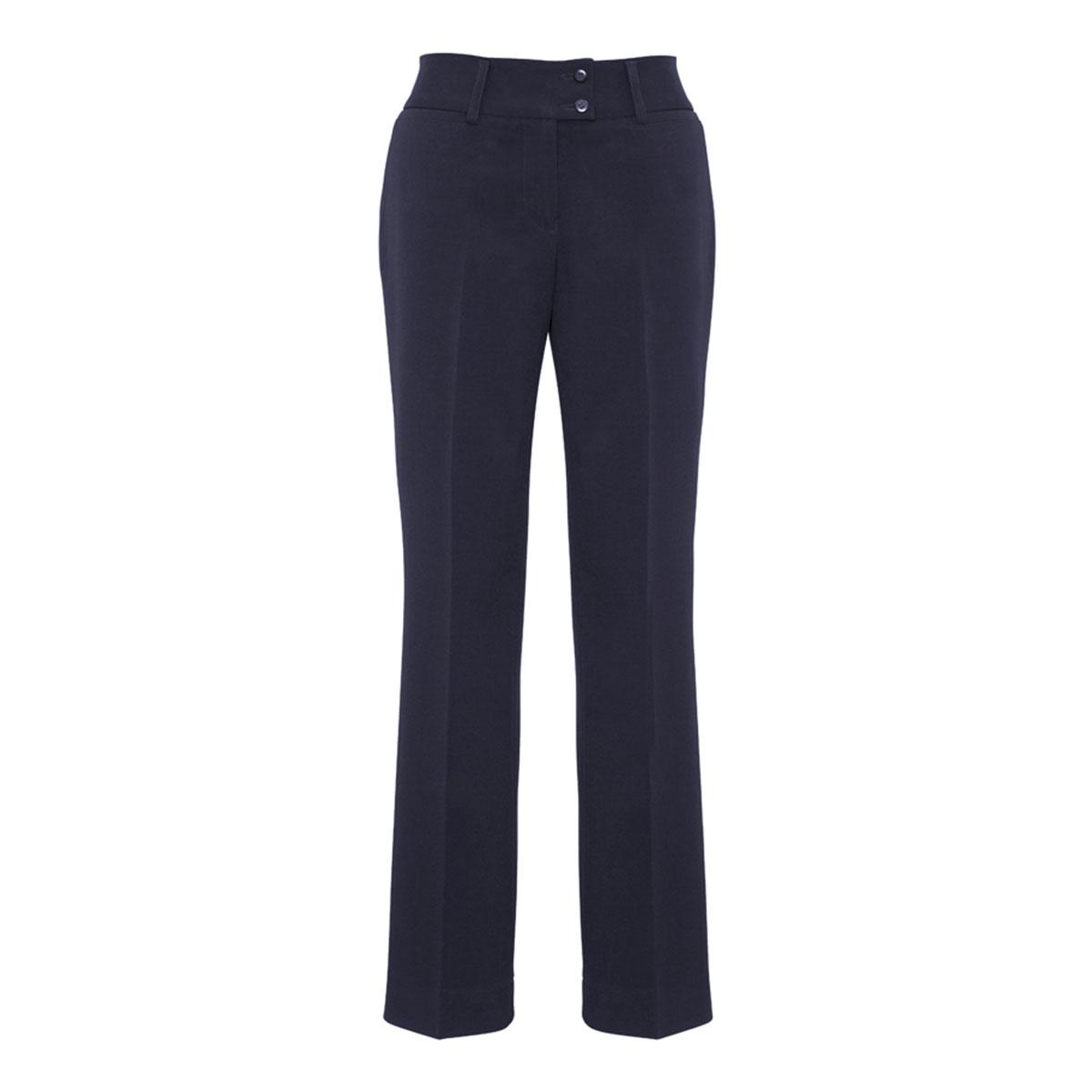 Ladies Eve Perfect Pant-Navy