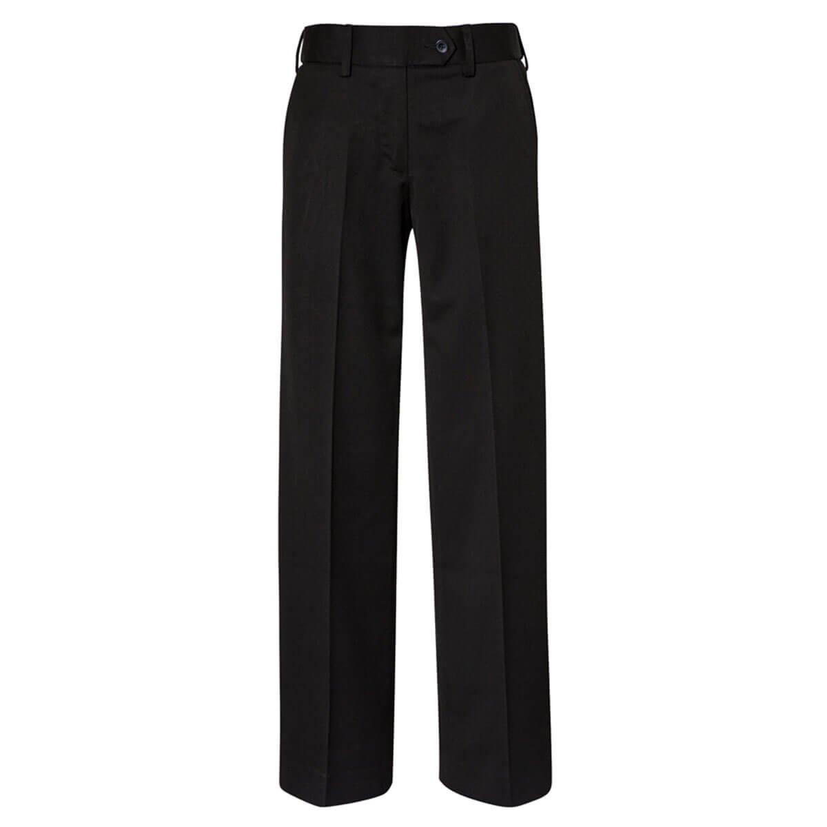 Ladies Detroit Flexi-Band Pant-Black