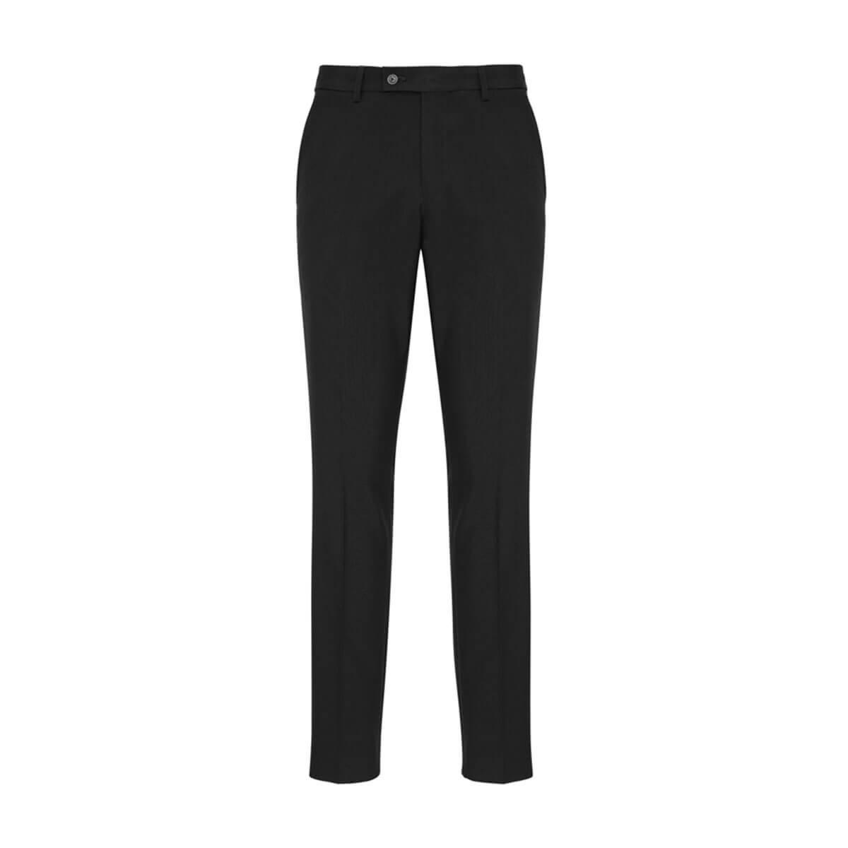 Mens Classic Slim Pant-Black