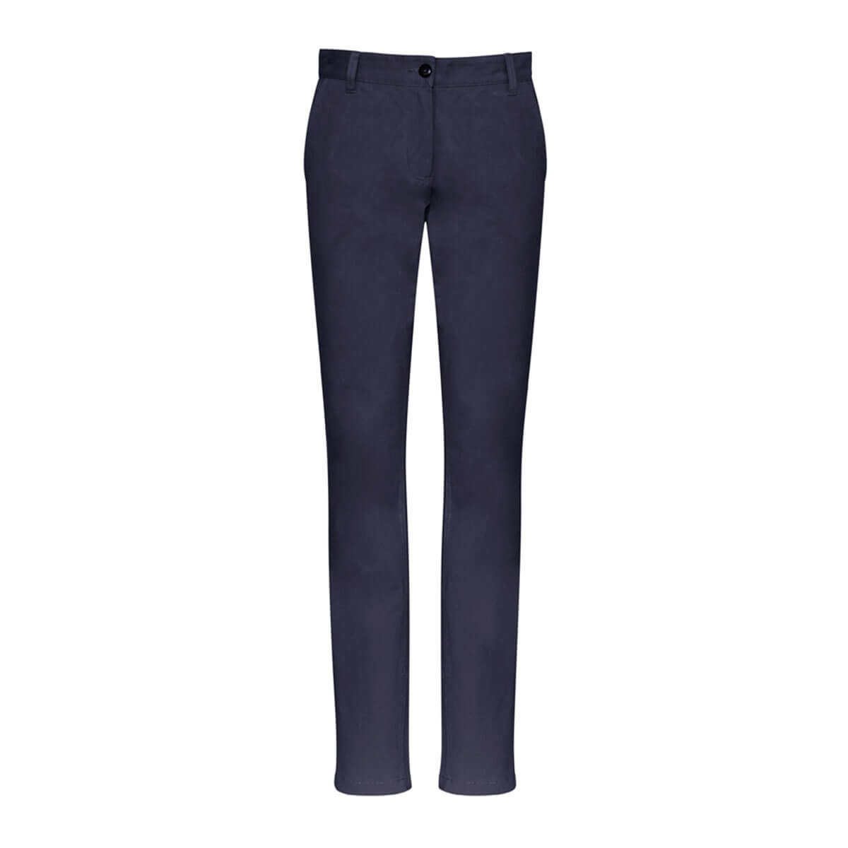 Ladies Lawson Chino Pant-Navy