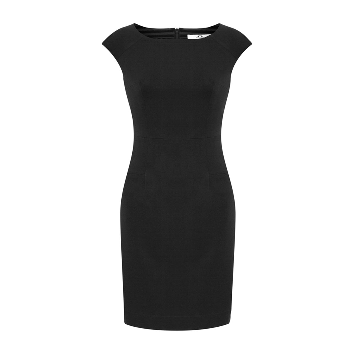 Ladies Audrey Dress-Black