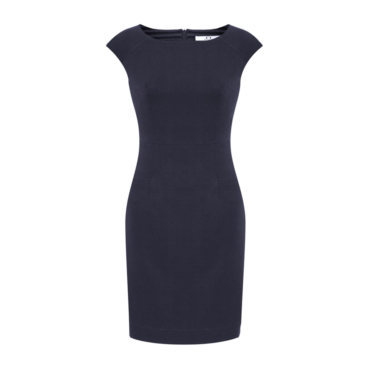 Ladies Audrey Dress-Navy