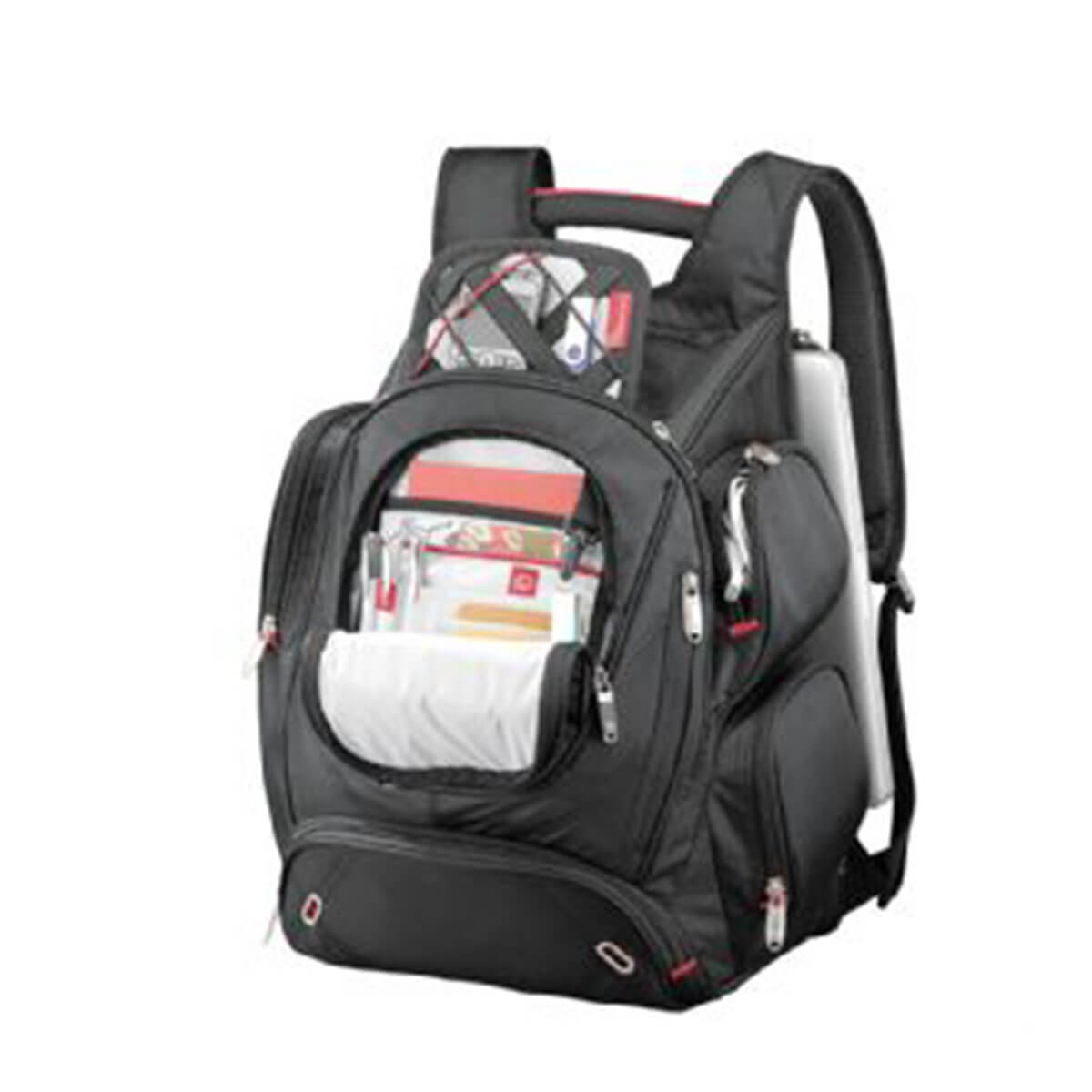 Elleven Checkpoint-Friendly Compu-Backpack-Black.