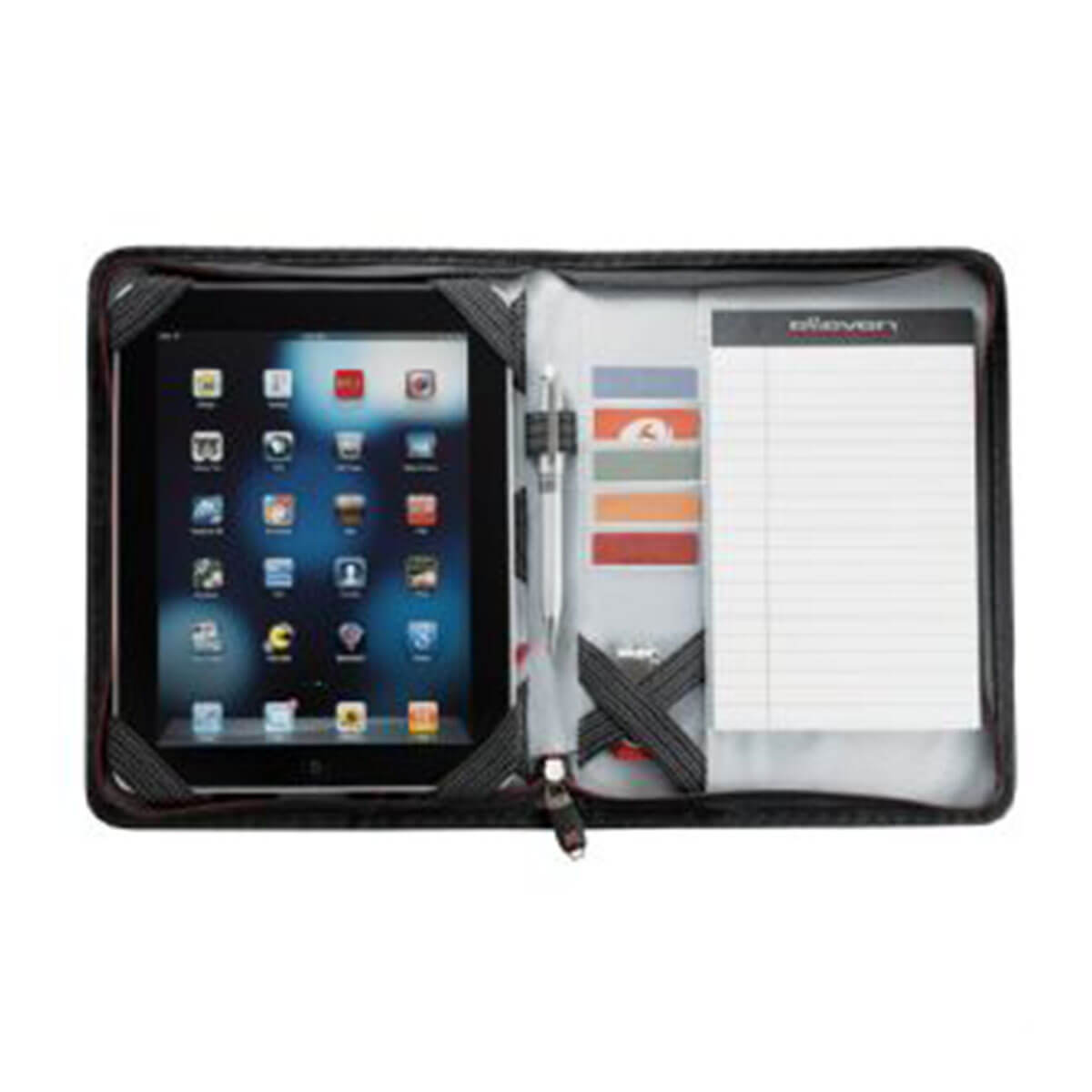 Elleven iPad Cover-Black.
