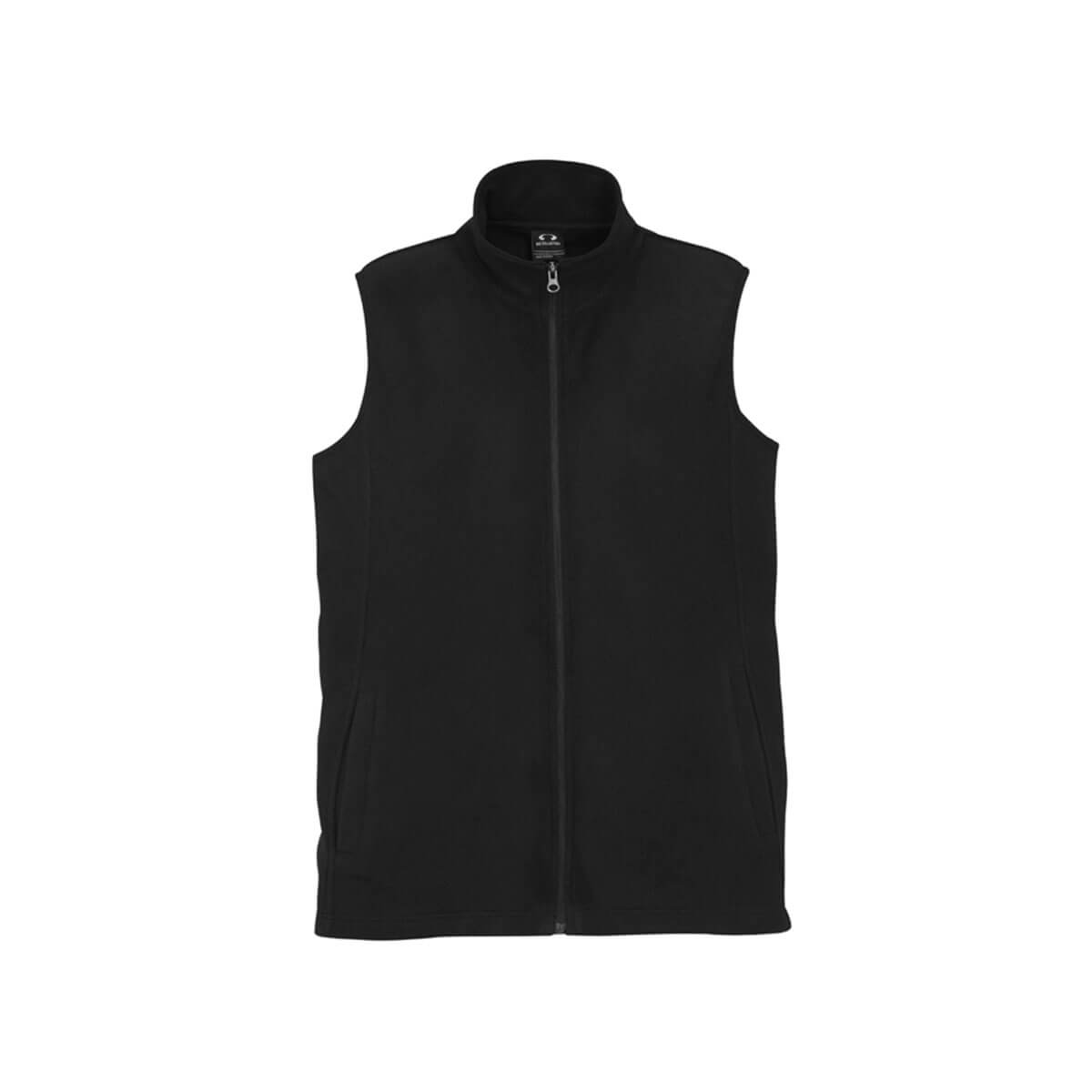 Ladies Trinity Vest-Black