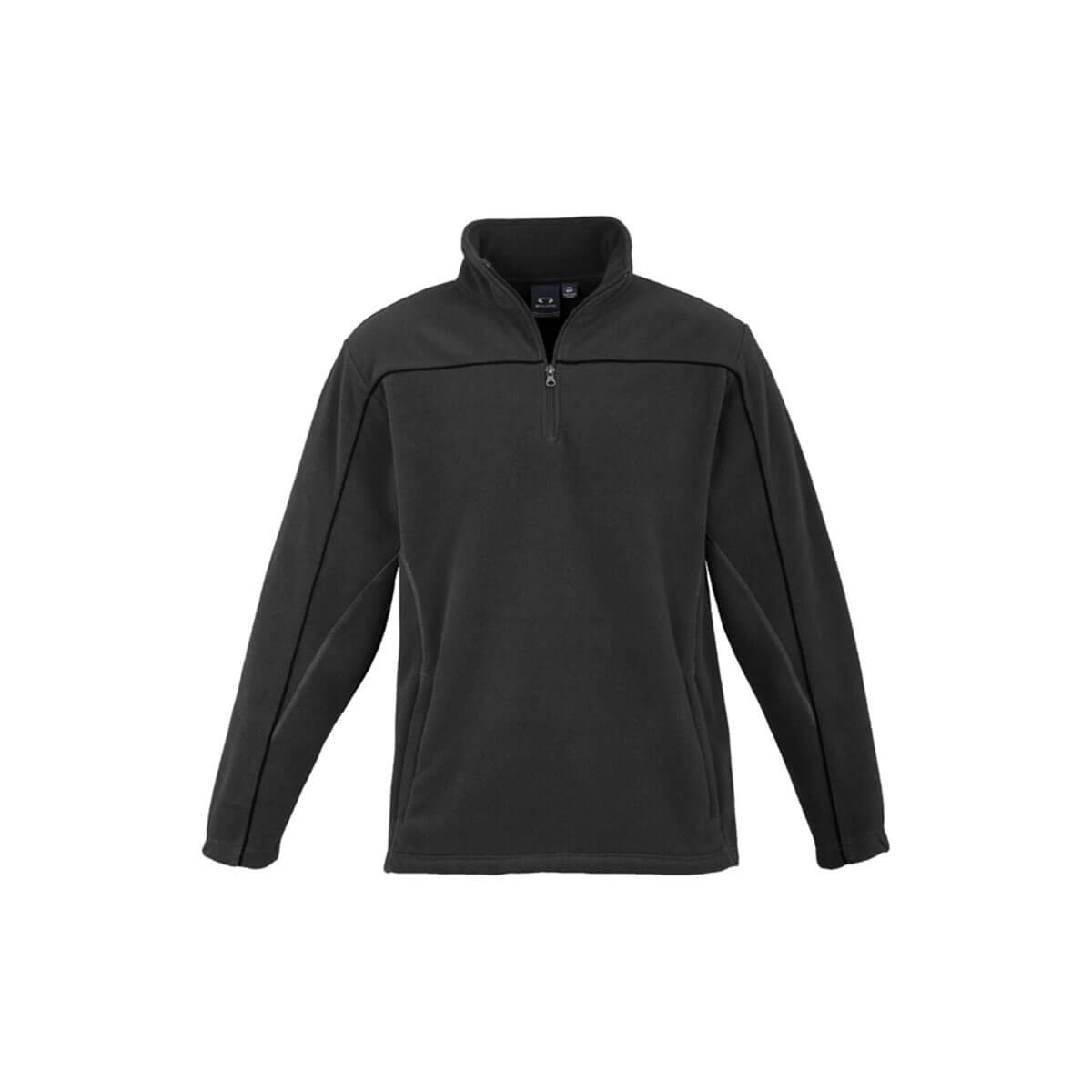 Mens Core Micro Fleece-Graphite / Black