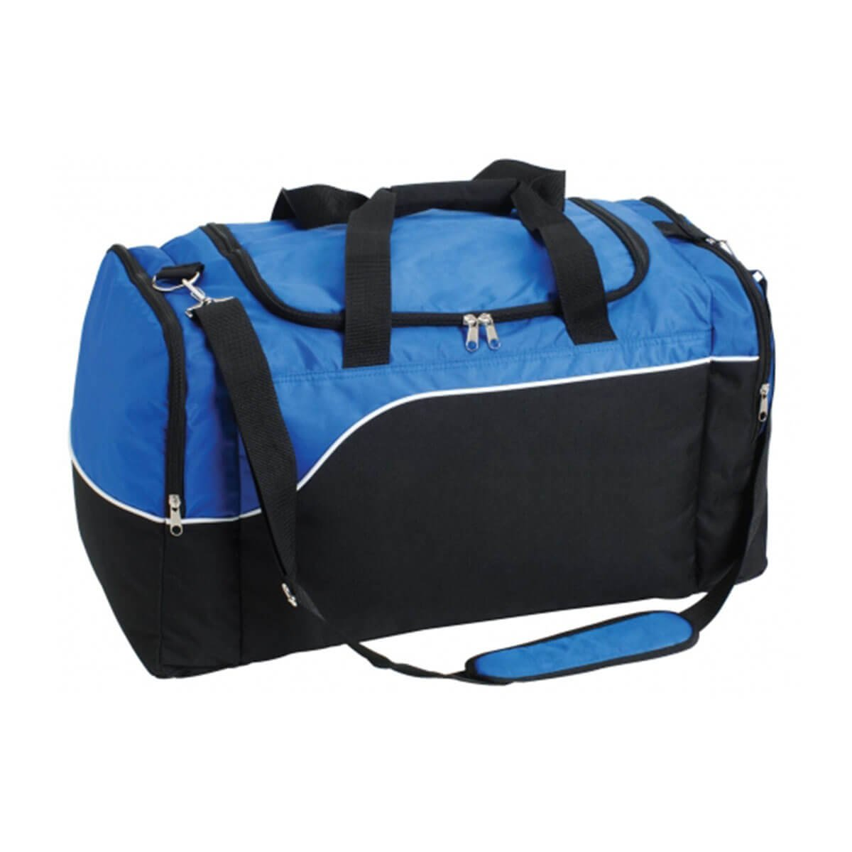 Align Sports Bag-Royal / White / Black