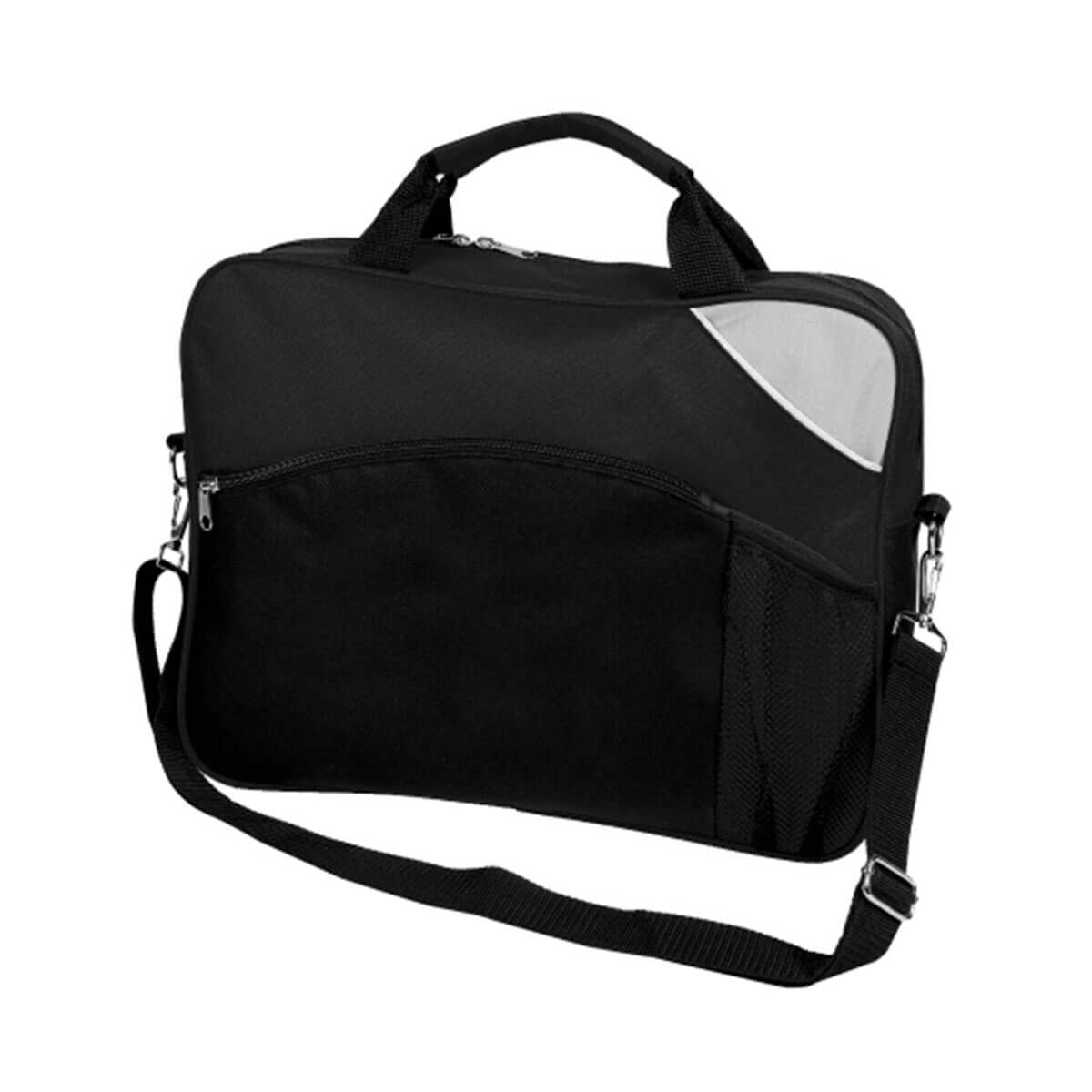 Churchill Sports Bag-Black / Black