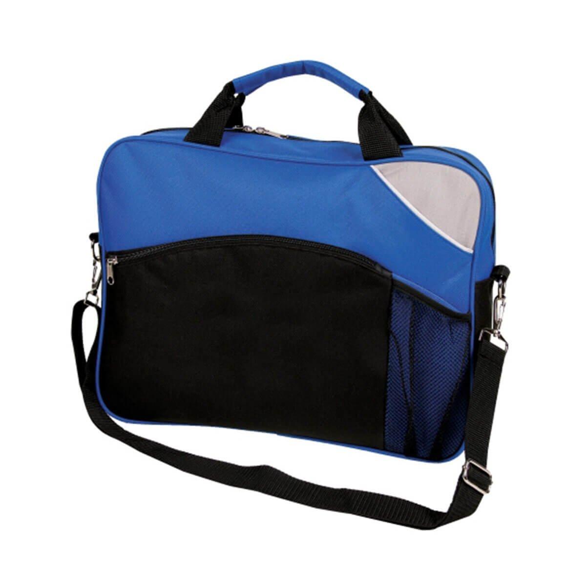 Churchill Sports Bag-Royal / Black