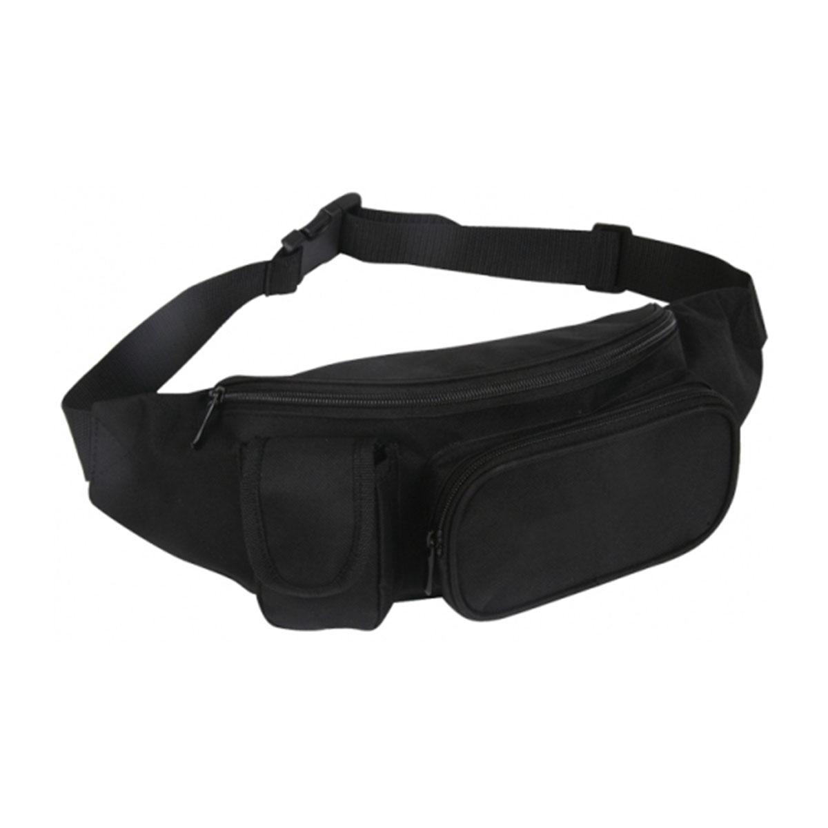 Johnson Waist Bag-Black
