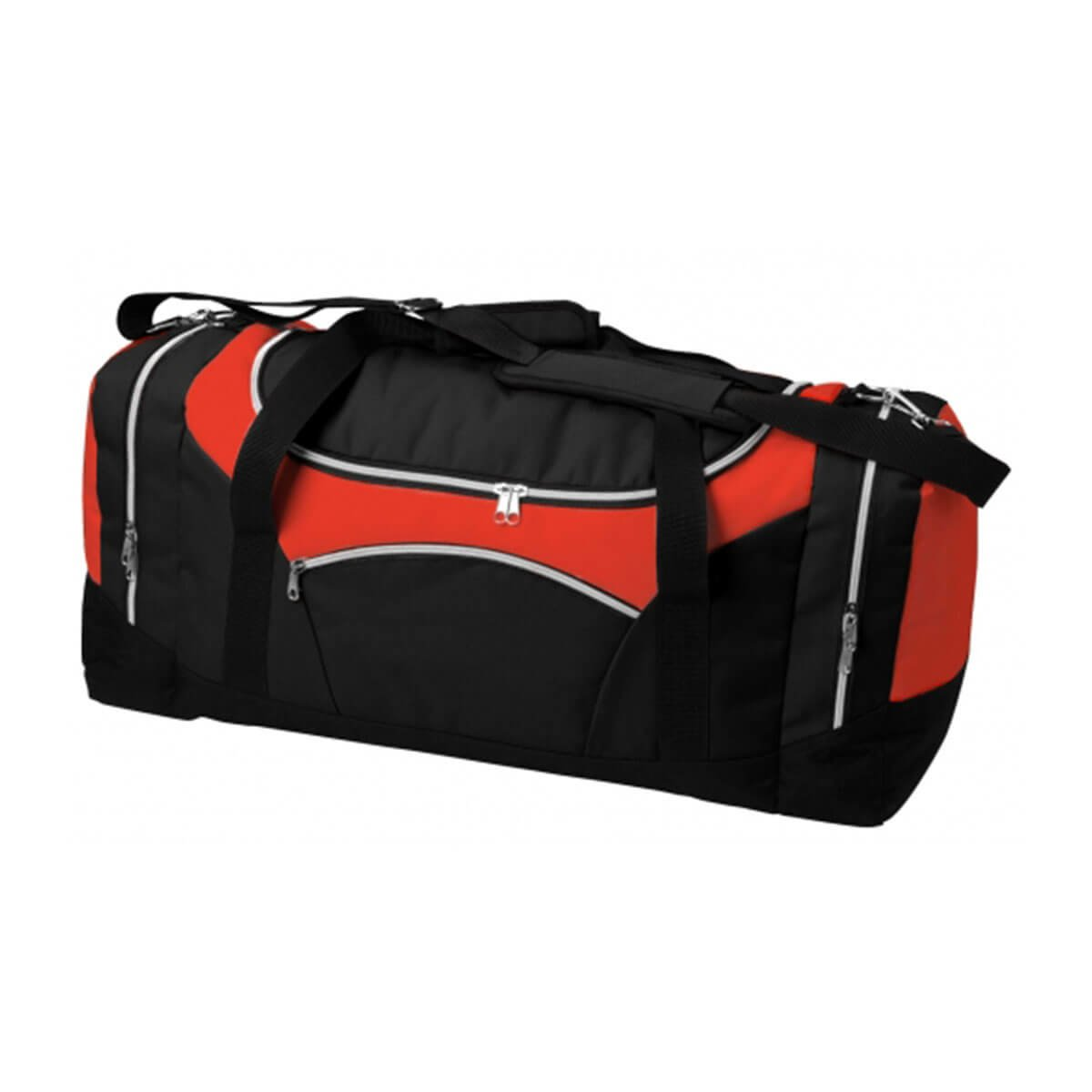 Stellar Sports Bag-Black / Red