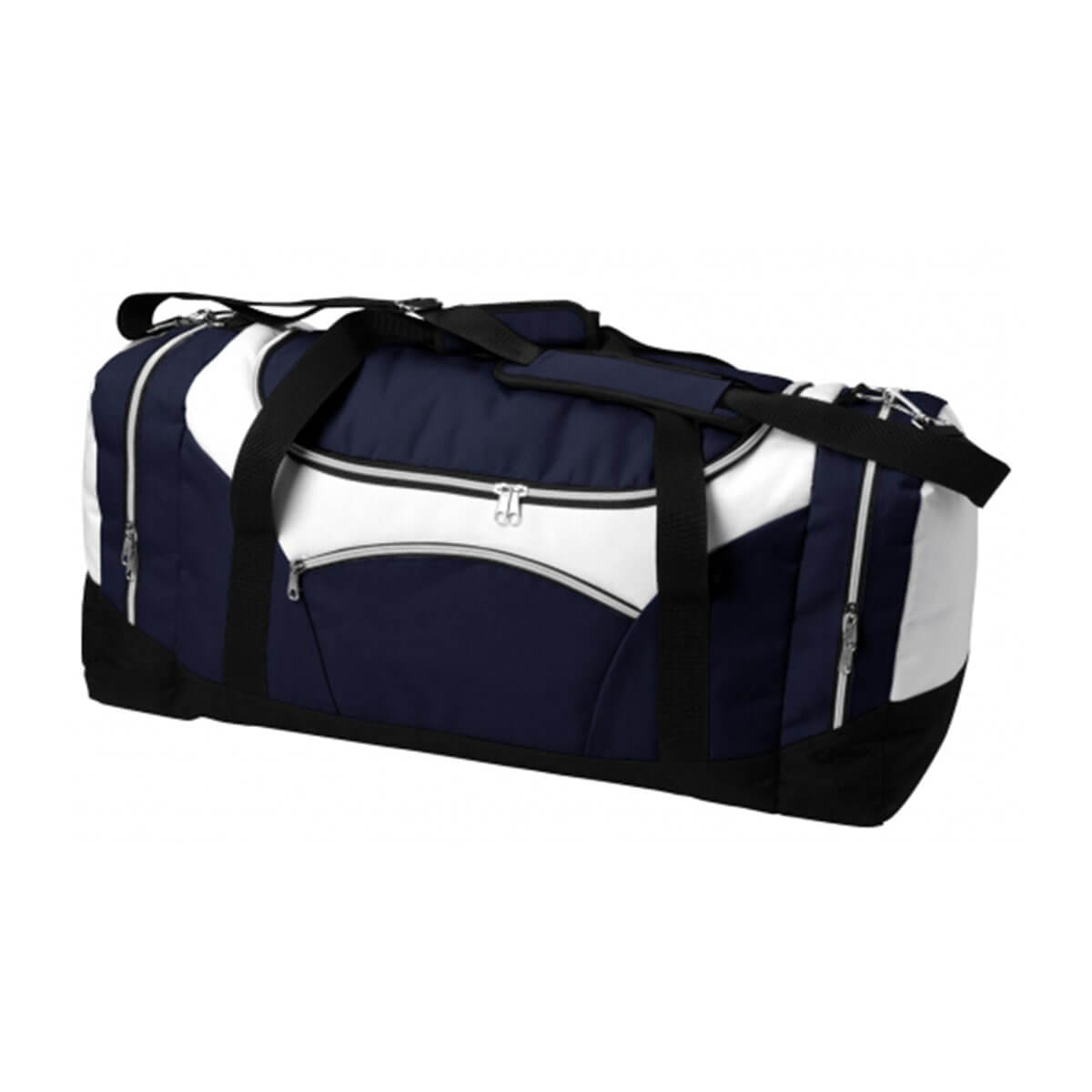 Stellar Sports Bag-Navy / White