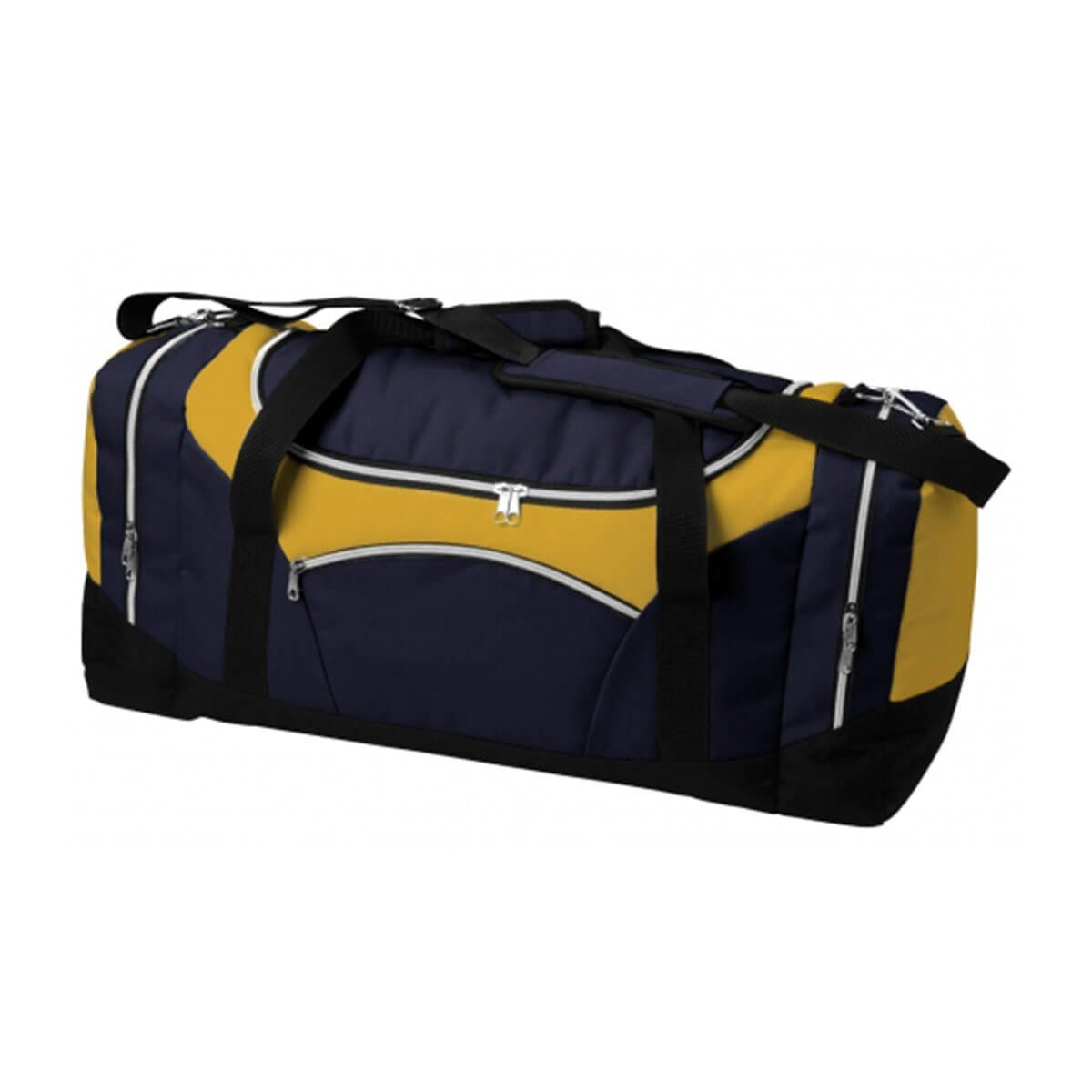 Stellar Sports Bag-Navy / Gold