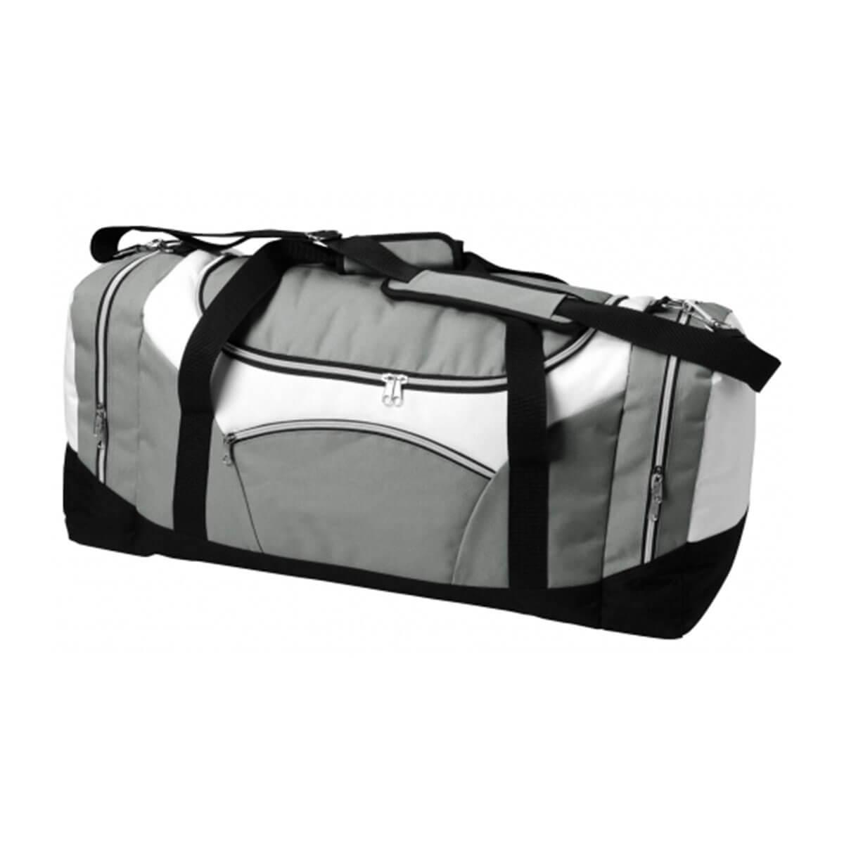Stellar Sports Bag-Stone / White