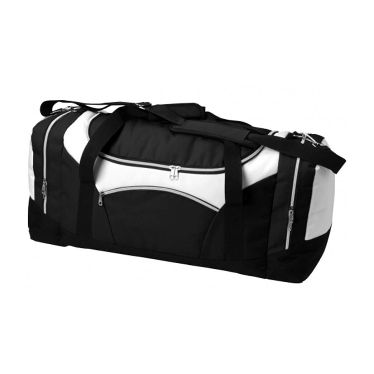 Stellar Sports Bag-Black / White