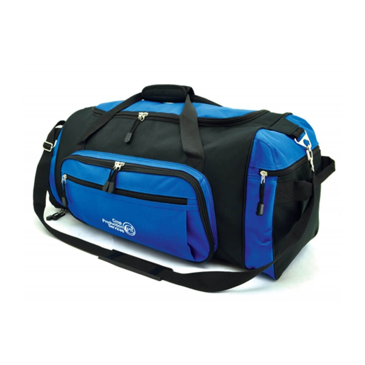 Soho Sports Bag-Royal / Black