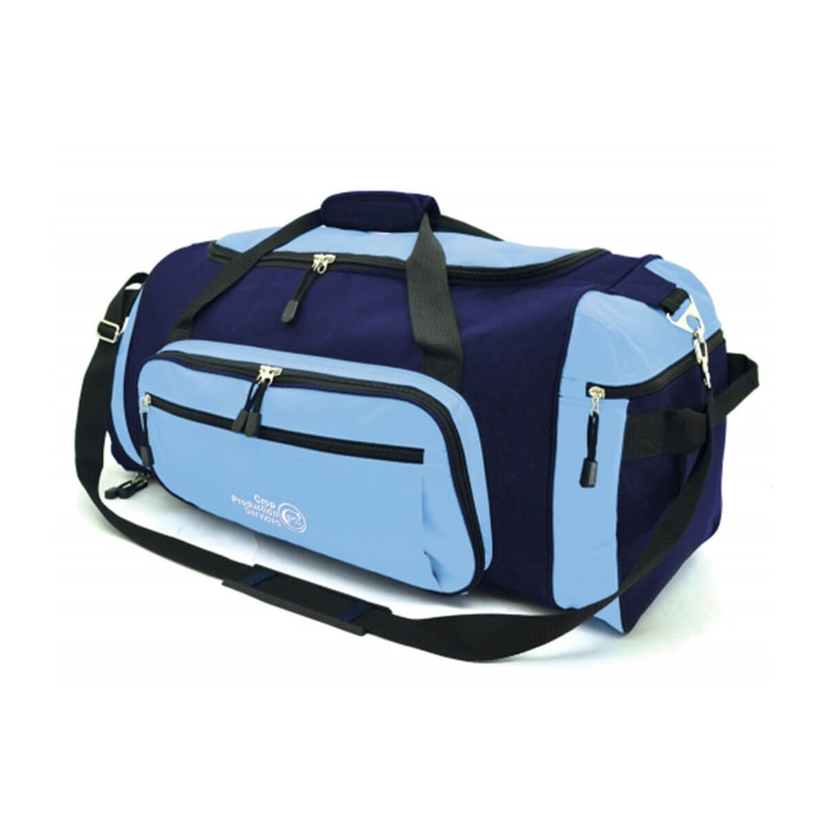 Soho Sports Bag-Sky / Navy