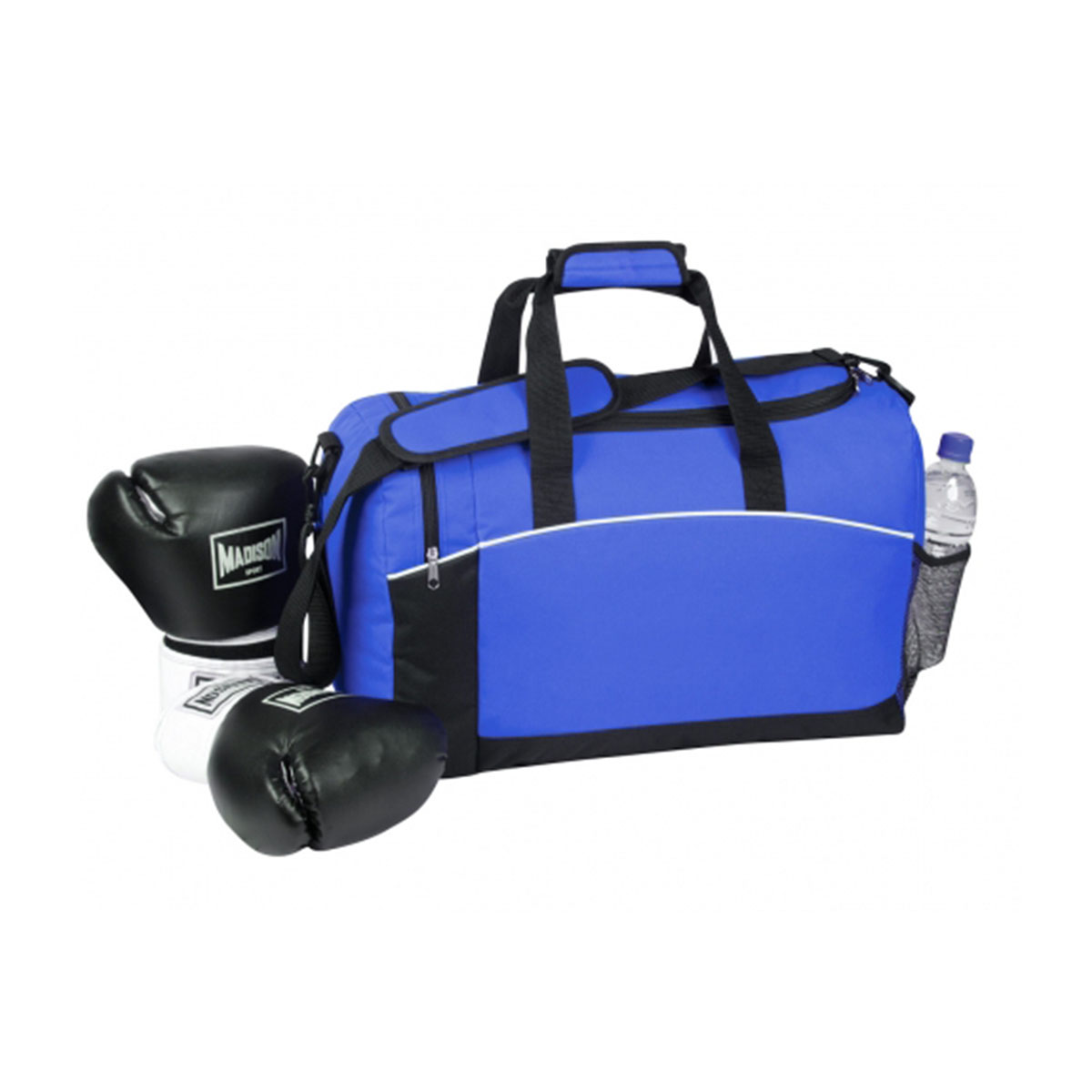 Sports Bag-Royal / Black
