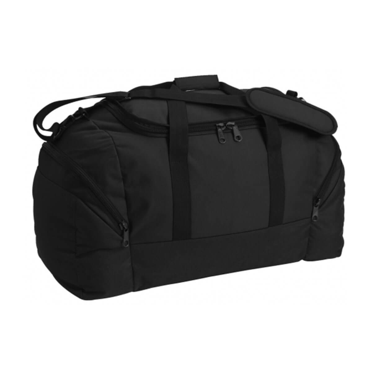 Team Sports Bag-Black