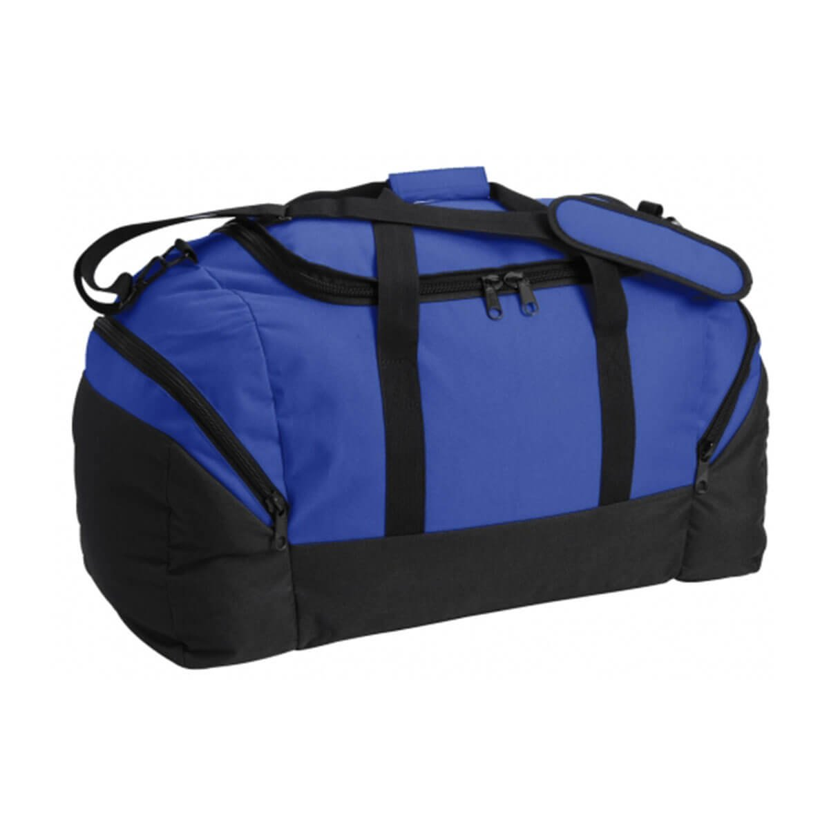 Team Sports Bag-Royal / Black