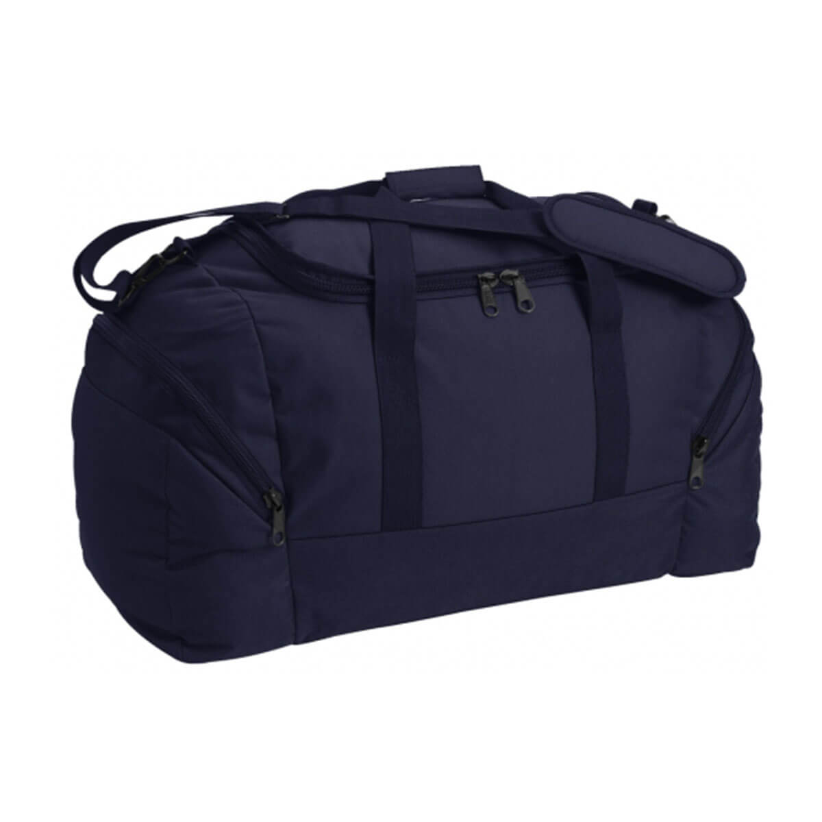 Team Sports Bag-Navy