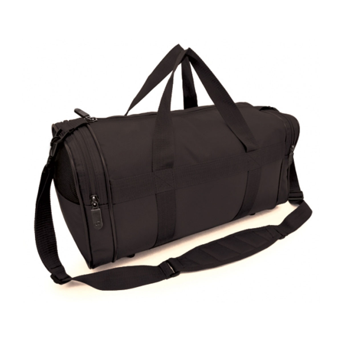 Pronto Sports Bag-Black